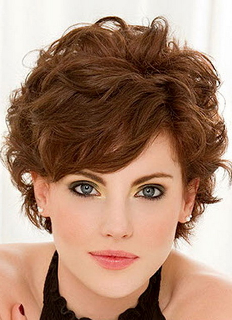 Short Haircut For Overweight Women