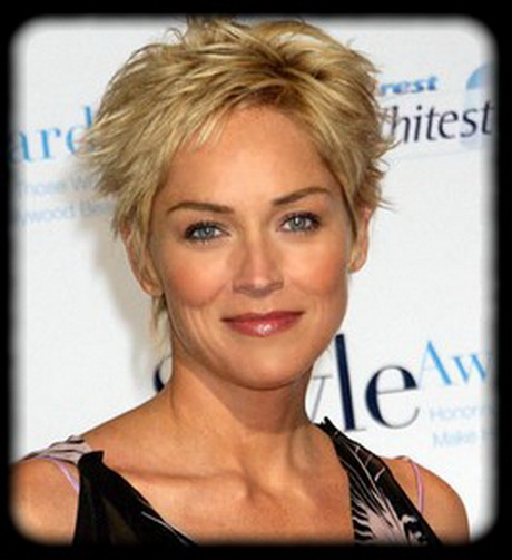 Short Hairstyles For Thin Hair Mid Age | hairstylegalleries.com