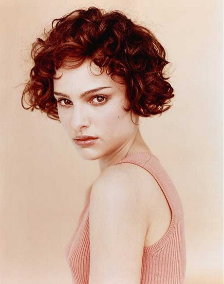 Short Curly Haircuts : Short haircuts for naturally curly hair