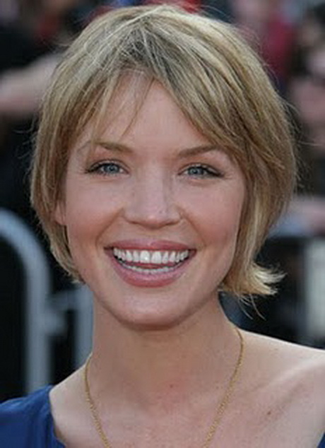 short hairstyles for oval faces are best. Short medium long hair and