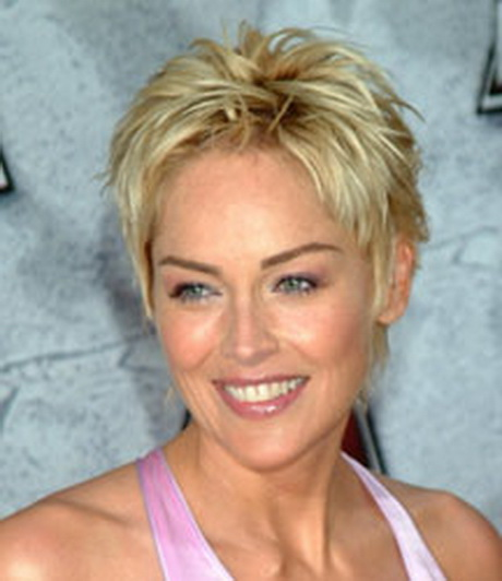 hairstyles for second day hair : Short haircuts for older women with fine hair