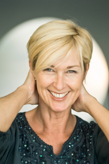 If you are thinking of very short layered hairstyles older women a ...