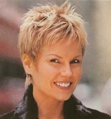 2013 short hairstyles for round faces over 50 short