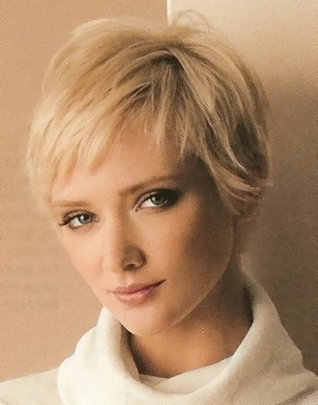 Pics Photos - Short Hairstyles For Fine Hair Over