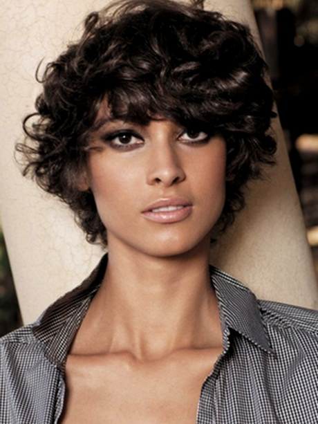 Images of short haircuts for thick wavy hair