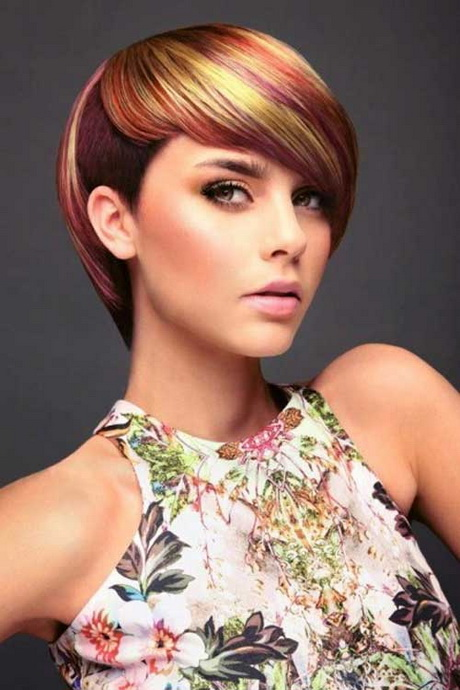 Fantastic  Short Hair Short Hairstyles 2014 Most Hairstyles And Color For Short
