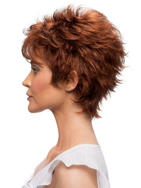 Short haircuts women over 60 pictures