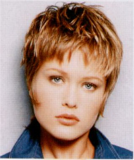 Short Hairstyle Gallery