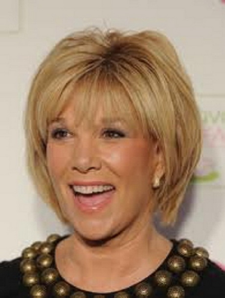 Medium Short Hairstyles for Women Over 50