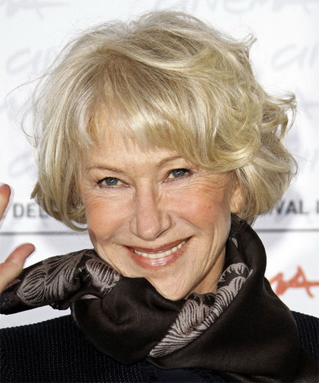 Short Hairstyles Women Over 60 Year Old