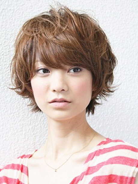 Brilliant short hair style for asian opinion you