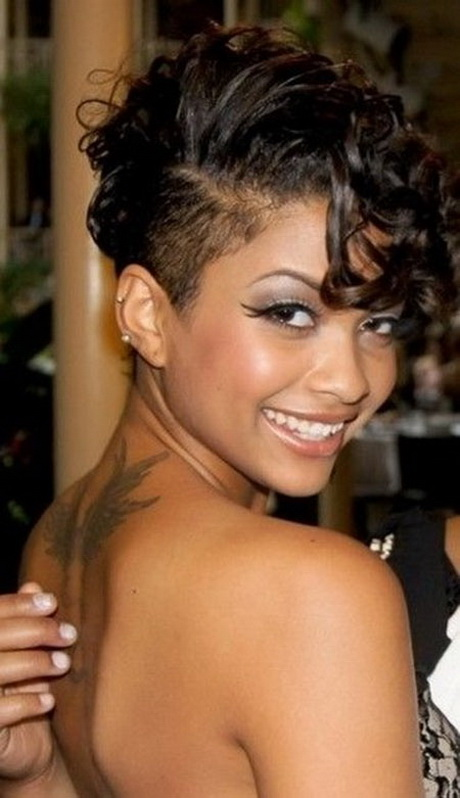 pictures of short haircuts for black women hairstyle for black women
