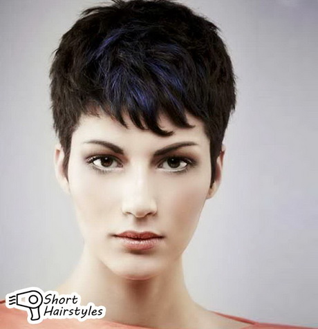 Hairstyles For Short Dark Hair : short hairstyles for black hair 2015 images black wedding hair