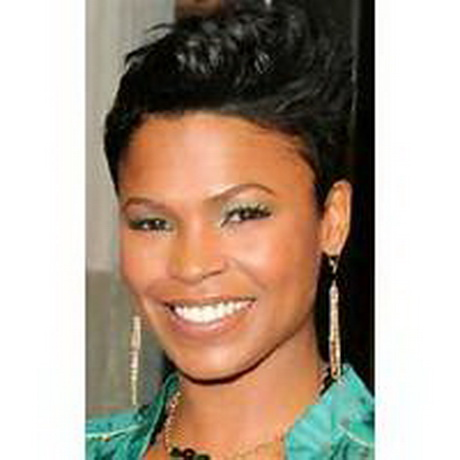 short hairstyles for black women with thin hair