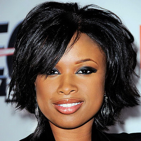 short hairstyles for chubby women