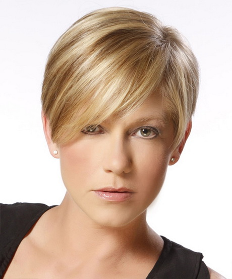 Short Hairstyles For Fine Hair Women
