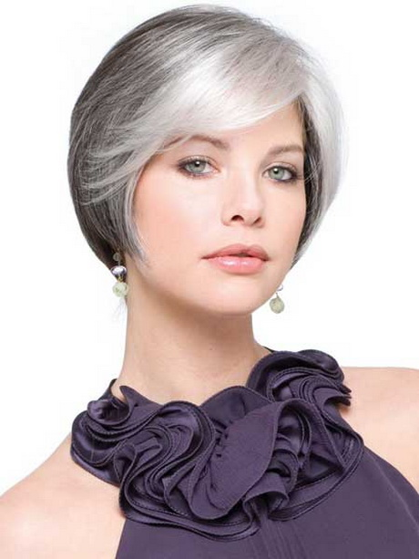 Popular Greying Hair Can Be Just As Stylish As Colored Locks, But Its All About A Flattering Cut Try The Best Short Hairstyles For Grey Hair, Both Age Appropriate And Trendy Letting Your Hair Turn Grey Naturally Doesnt Mean You Should Also Settle