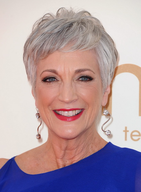 Short hairstyles for grey hair photo wallpaper