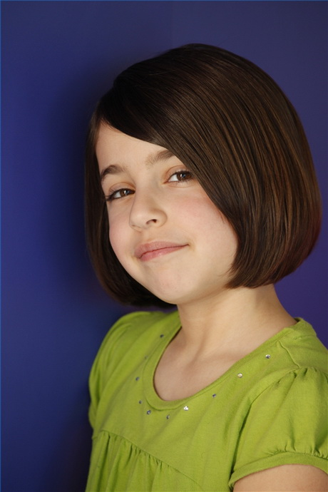 Short Hairstyles For Kids
