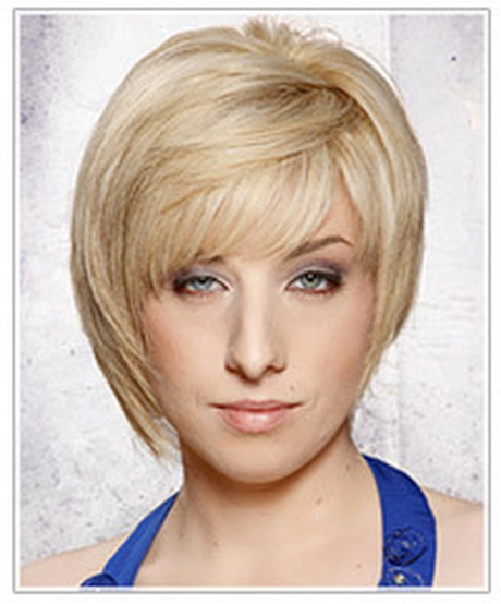 Hairstyles Rectangular Faces : Short Hairstyles for Your Oblong Face Shape