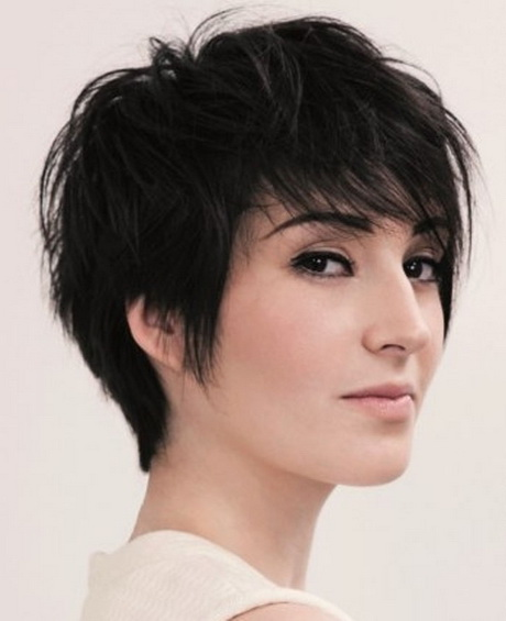 Cute short hairstyles for oval faces. Short hairstyles for oval faces ...