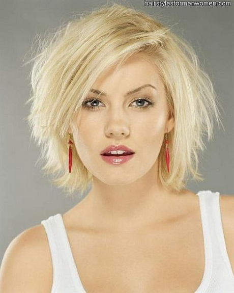 Hairstyles For Short Hair Oval Face : beautiful short hairstyles for oval faces short hairstyles 2014