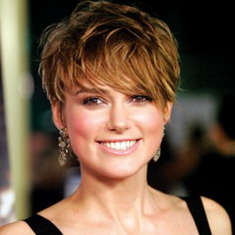 Short hairstyles for tall women