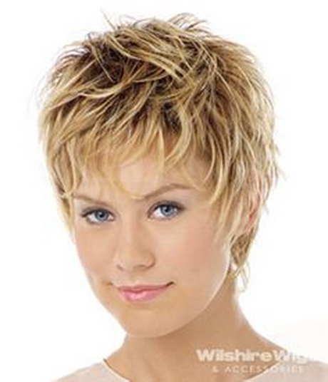 Short Hairstyles Thick Coarse Hair  Short Pixie Haircuts