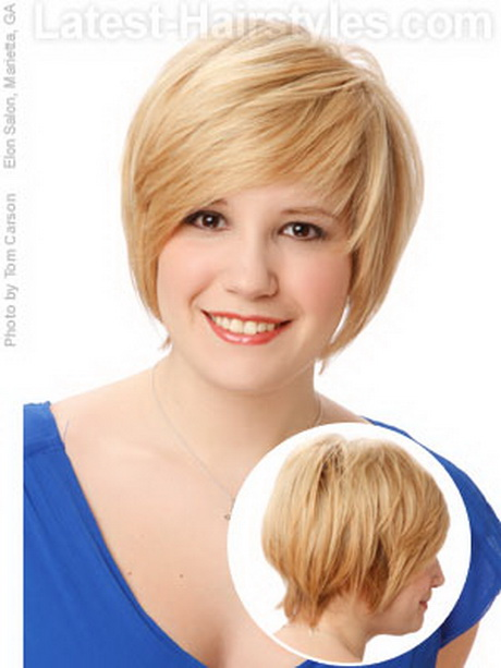 Short Hairstyles Narrow Face | Free Printable Hairstyles