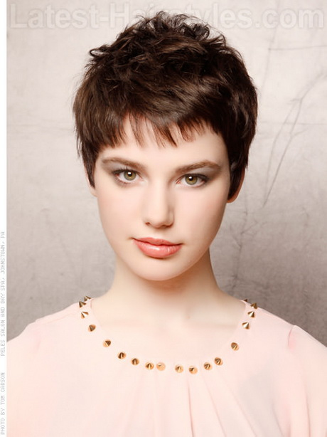How to do hairstyles for thin hair : Short hairstyles for thin hair