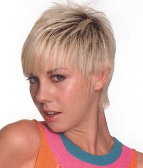 Very Short Punky Hairstyles For Fine Thin Hair HAIRSTYLE GALLERY