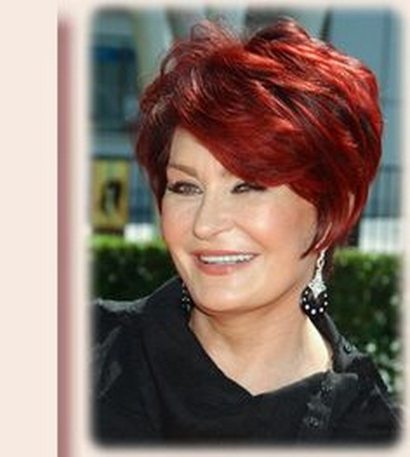 Short Hairstyles For Middle Aged Women | newhairstylesformen2014.com