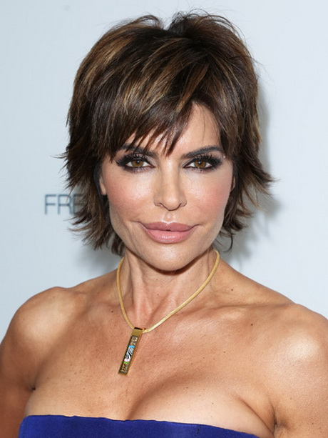 5 minute hairstyles for short hair : ... Flattering Haircuts for Women in Their 40s: Anti Aging: allure.com