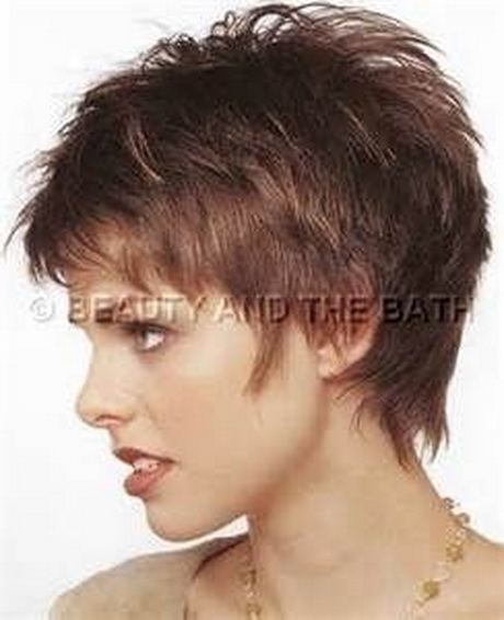 Short Haircut For Women Over 50 With Fine Hair Have fine hair doesn