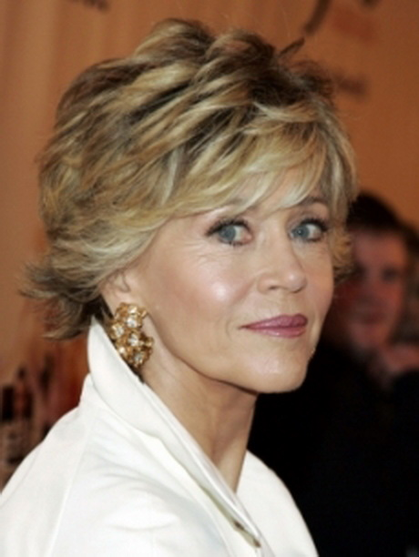 Hairstyles For Women Over 40 additionally Short Hairstyles For 65 ...