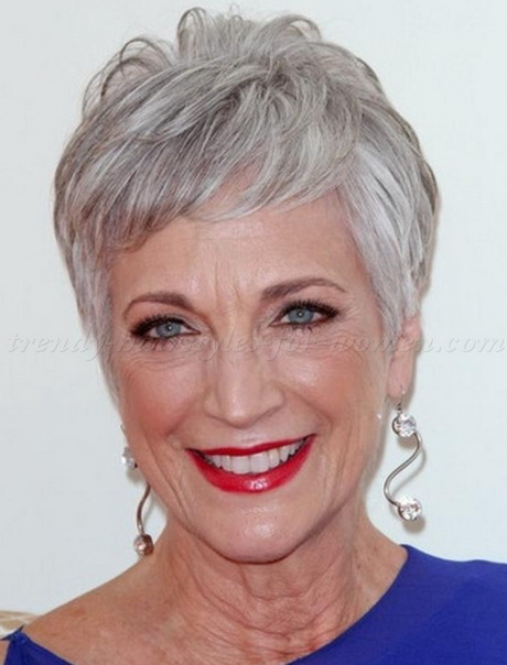Short Hairstyles For Women Over 60 With Thick Hair 2014 Short ...