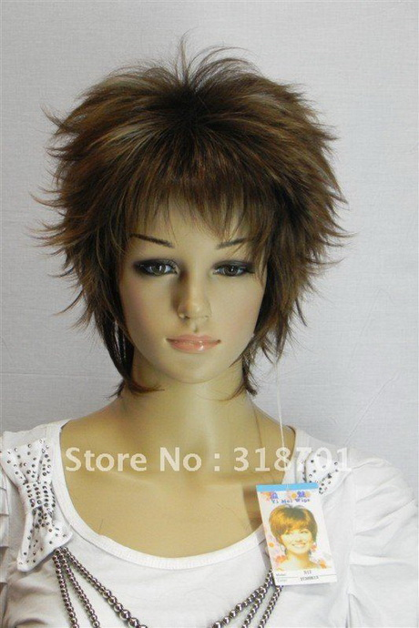 Short Wigs Hairstyles 35