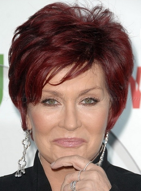 short hairstyles for women over 50 short haircut for women over 50