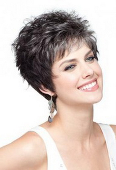 Over 40 Pictures is a part of short spikey hairstyles for women over