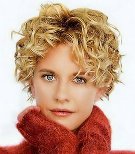 Short n curly hairstyles : Short layered curly hairstyles