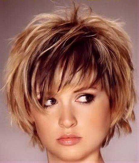 Short Layered Haircuts Fine Hair
