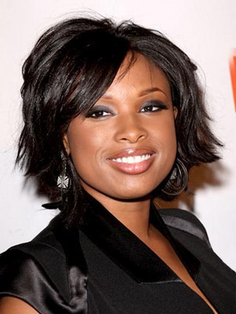 Short Layered Haircuts For Black Women