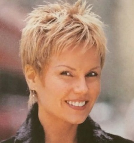 ... Thick Hairstyles For Women Over 50. on short shaggy hairstyles over 50