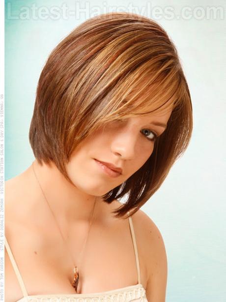 hairstyles layered bob - photo #17