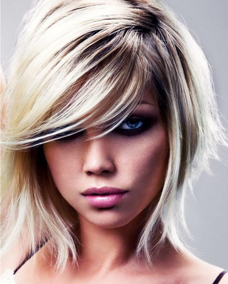 Short layered hairstyles 2015