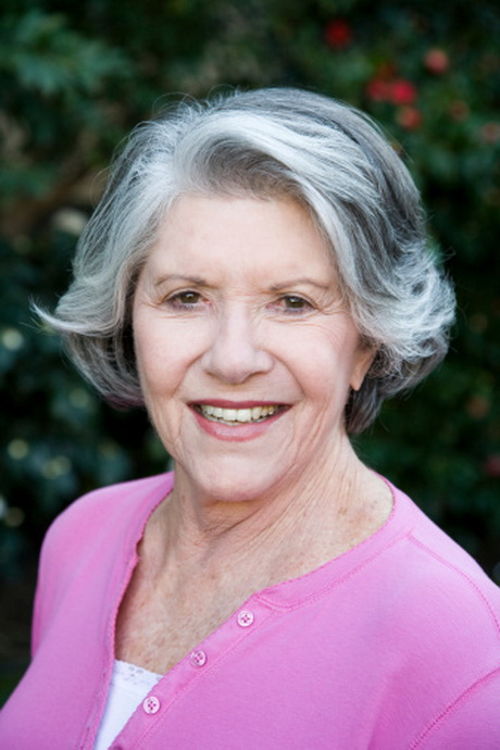 Very Short Layered Hairstyles for Older Women