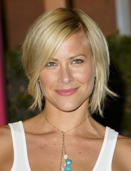 Short Layered Hairstyles For Women Over 40