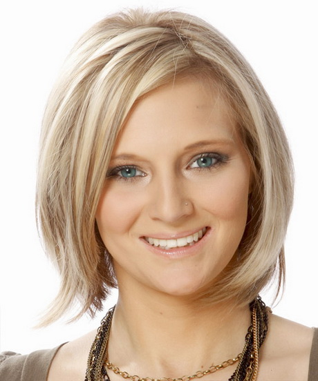 ... fine and cute look. Short hairstyles for fine hair for women