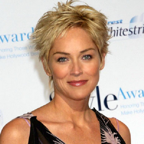 The inspiring photo is segment of Wonderful messy short hairstyles for ...