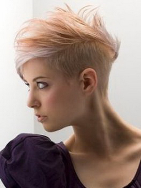 Hairstyles For Short Hair Mohawk : Womens Short Mohawk Hair Styleslt;br /gt; womens short mohawk hair. by ...
